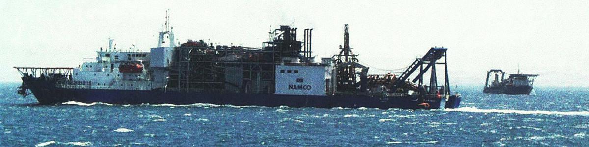 Offshore Diamond Mining