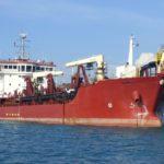 Hopper dredger charter