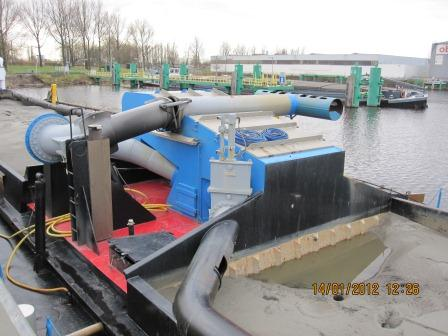 Inland Hopper Dredger