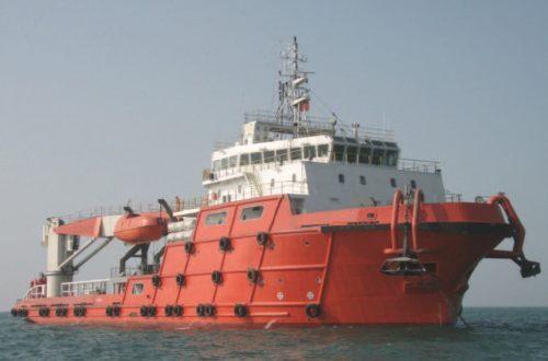 DP2 Mooring ROV