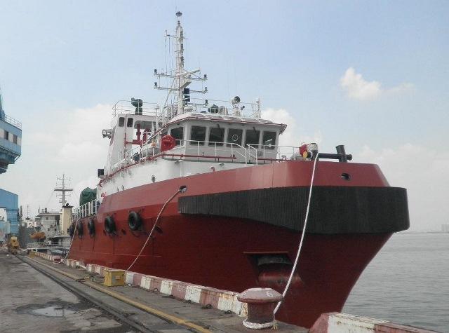 barco suministro
