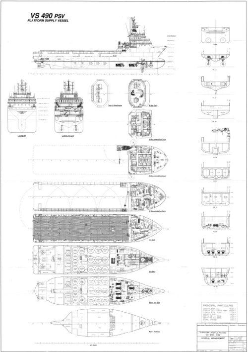 buque suministro