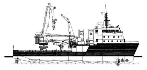 buque alta mar