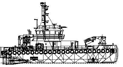 shallow workboat