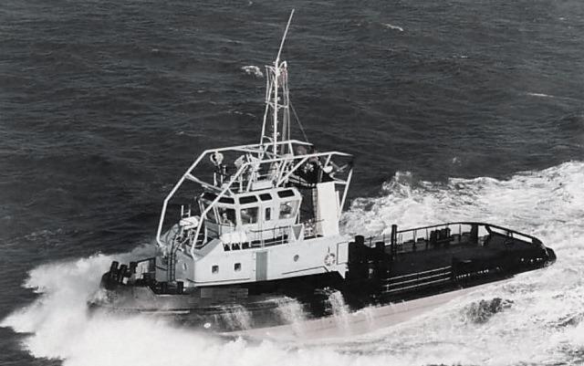 line handling tug