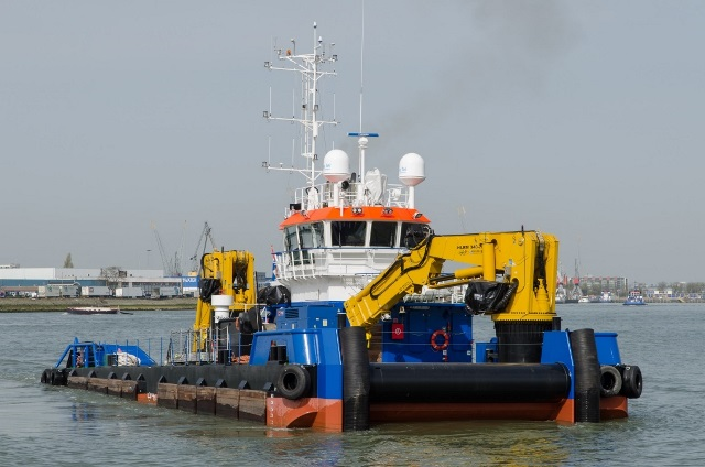 Tugs, Workboats and Multicats