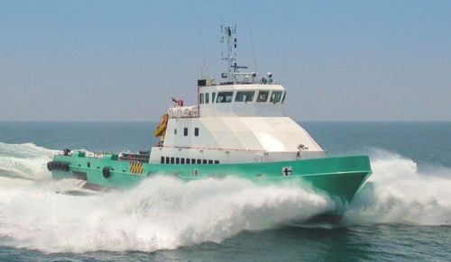 Fast Crewboat FiFi
