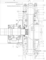 GIW Dredge Pump