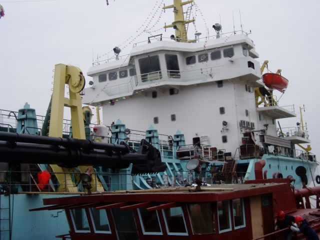 Used Dredgers for Sale - Van Loon Maritime Services B V