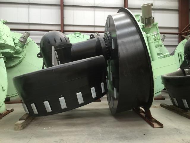 Steerprop Thruster