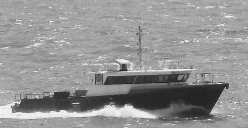 Crewboat for sale