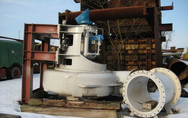 Vosta LMG Dredge Pump