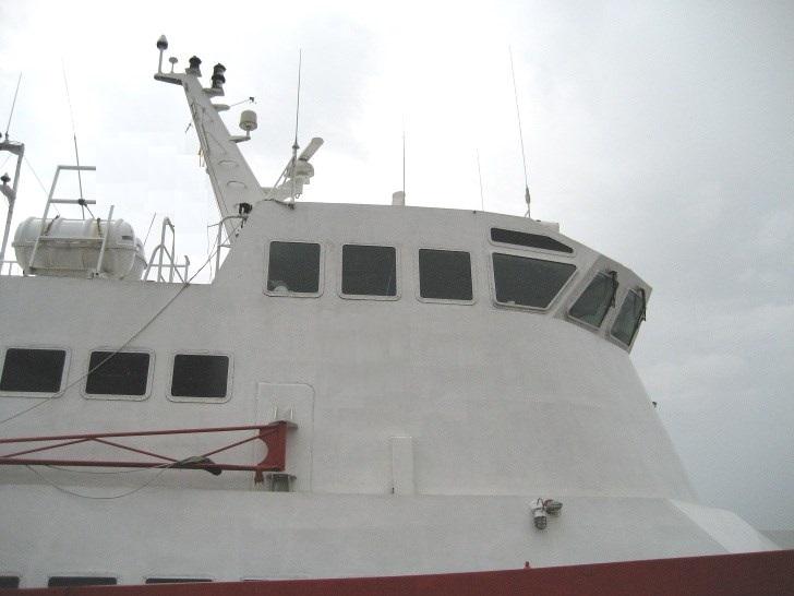 Fast Crew Vessel