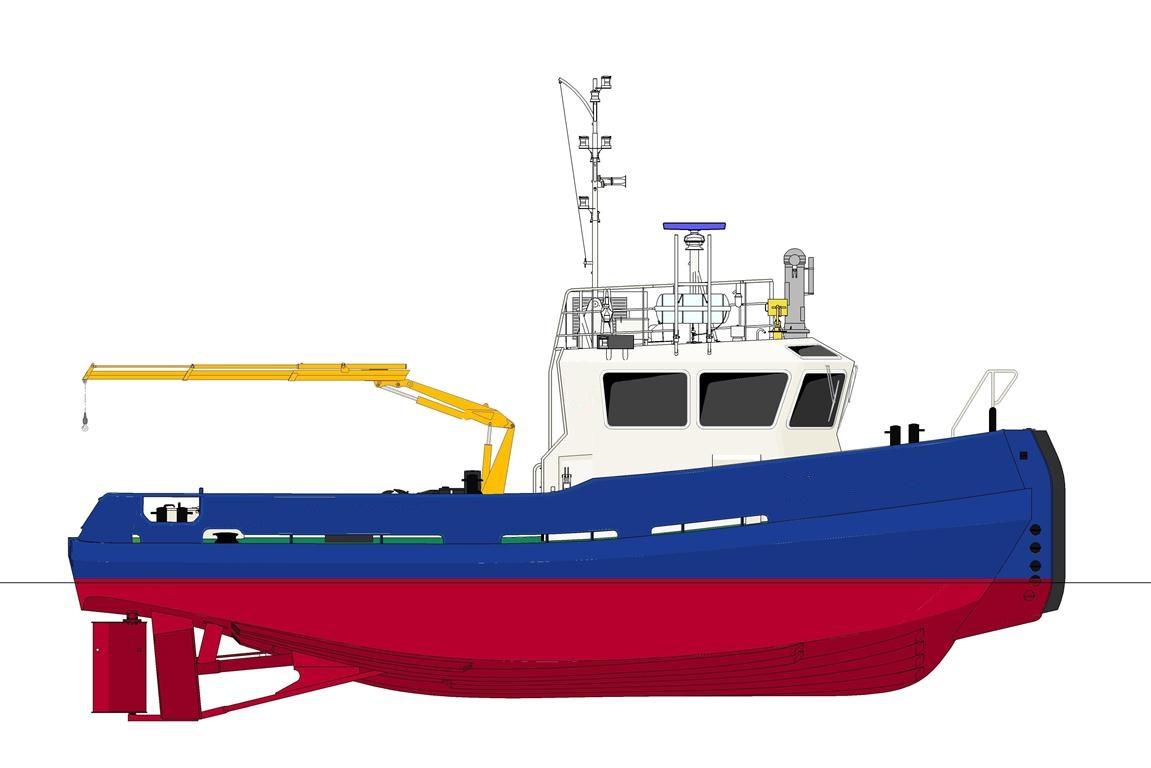 remolcador puerto