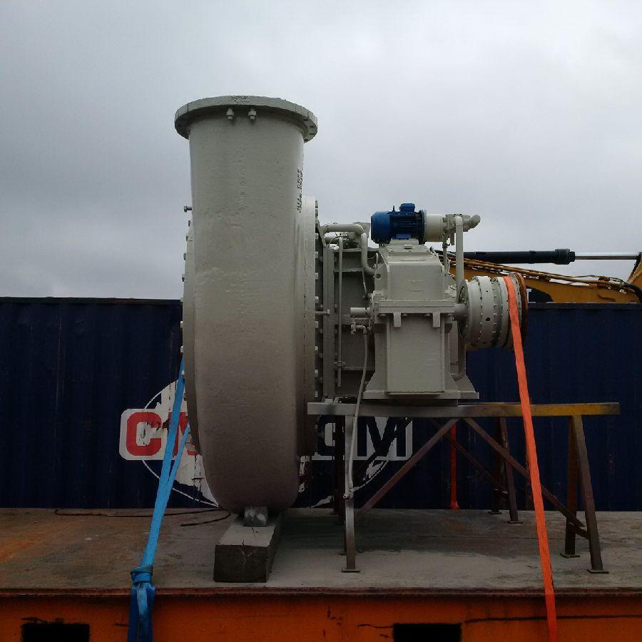 IHC booster pump