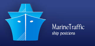 MarineTraffic - ship positions