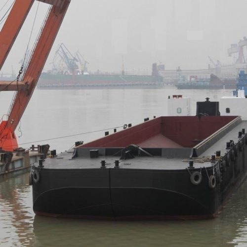 Split Hopper Barge