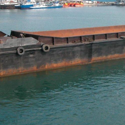 split barge