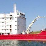 Accommodation work barge