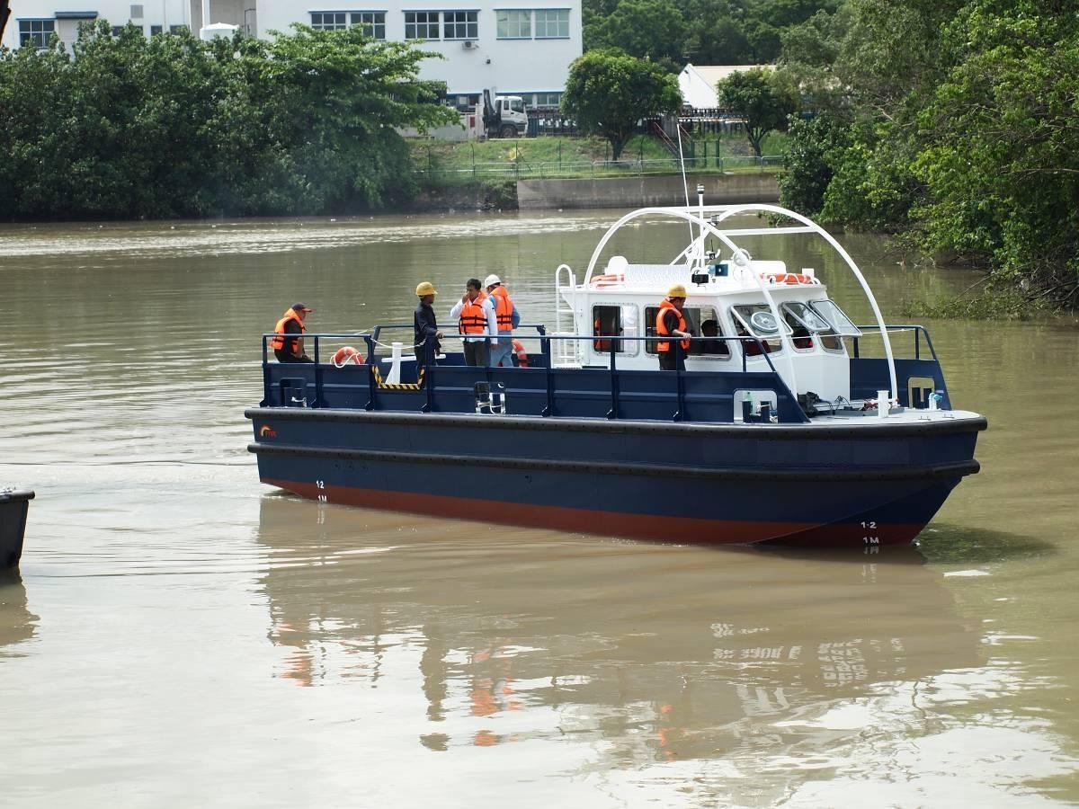 Рабочие катера