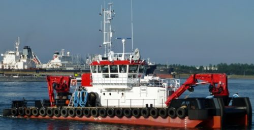 Multi purpose utility vessel