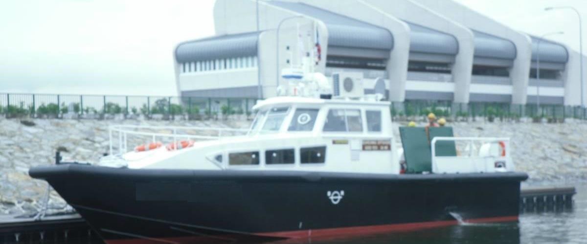 Fast Crewboat / Utility Vessel