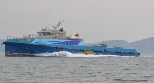 Fast Supply Vessels & Crewboats
