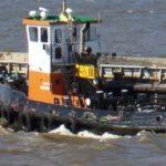 Split Hopper Barge