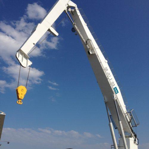 ton Offshore Crane
