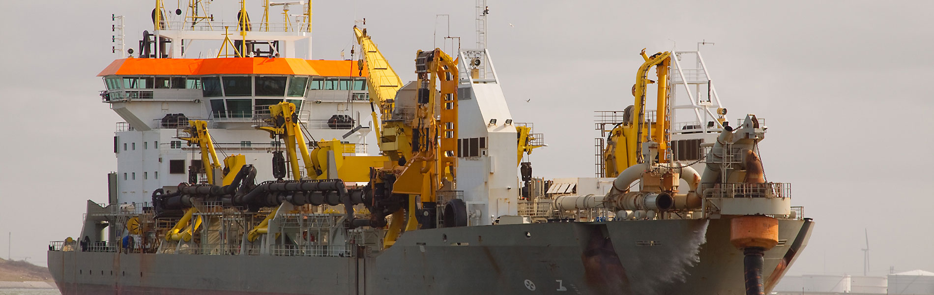 Hopper Dredger