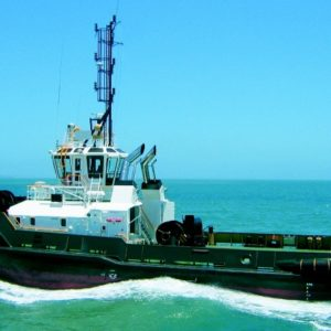 65 tbp Escort FiFi ASD tug (2 sisters) (priced to sell) - Van Loon