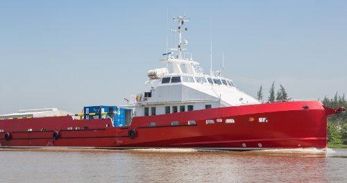 DP Crewboat