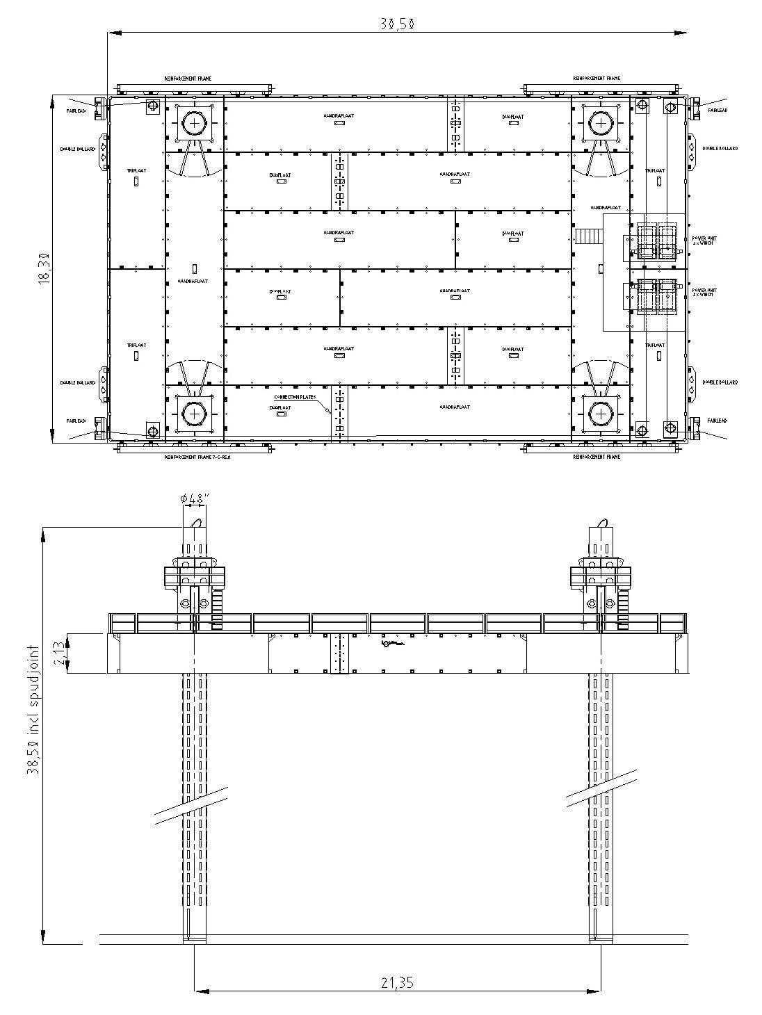jack-up platform