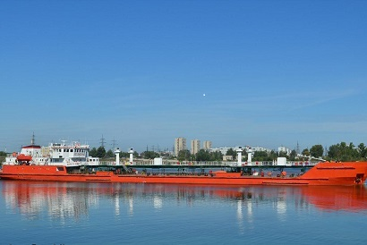 shallow tanker
