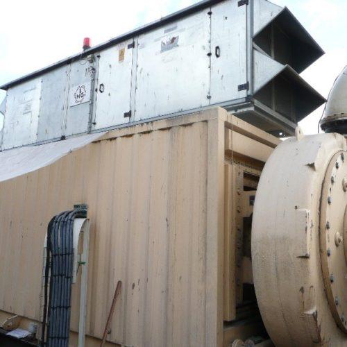 elec booster pump
