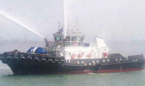 berthing tug