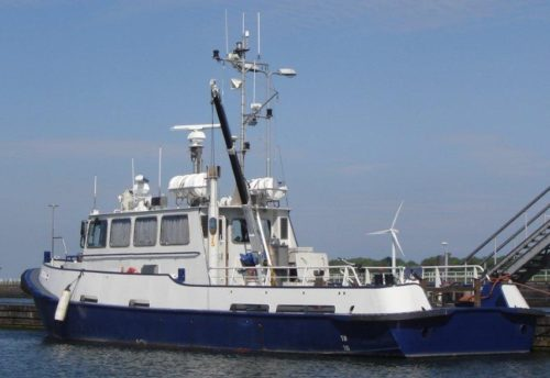 survey vessel