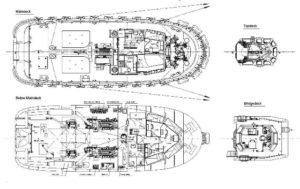 barge handl