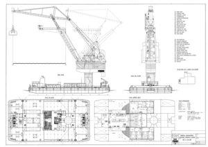tranship crane