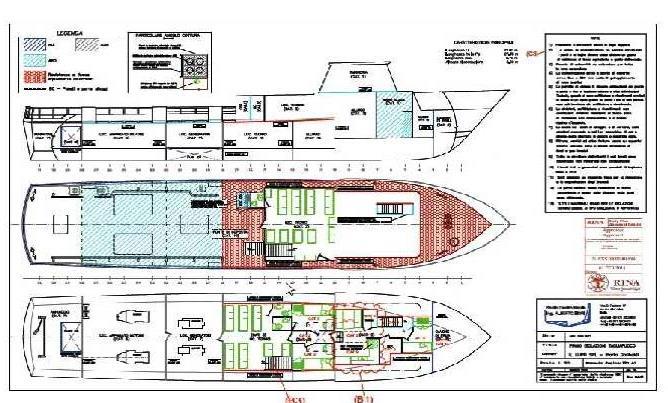 قارب طاقم