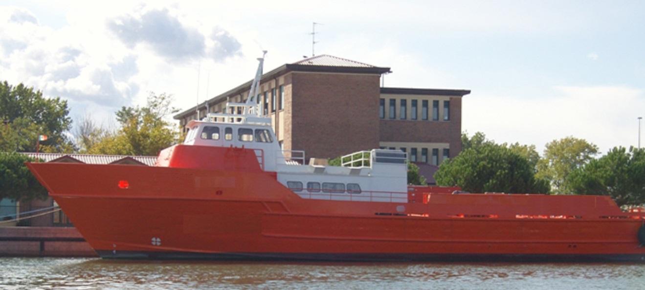 recent crew boat