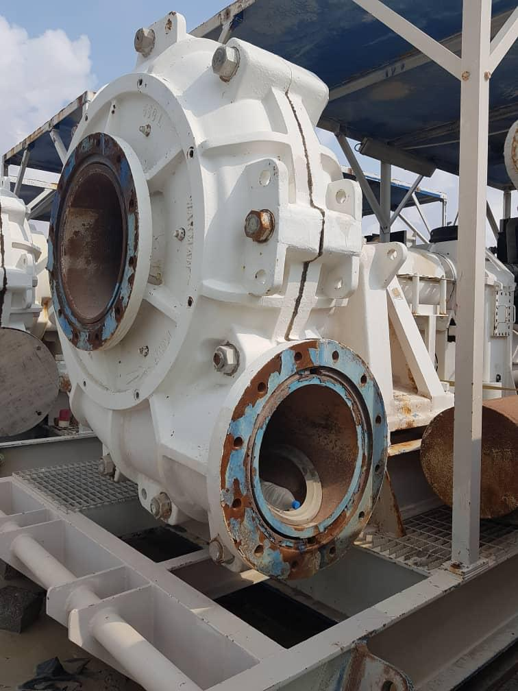 de-water pump