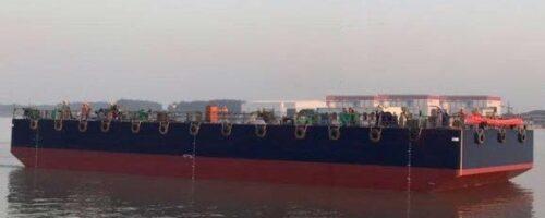 twin barge